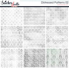 Distressed Patterns
