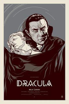 Dracula... The original movie idol!