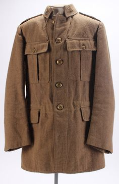 Meet the objects: The daily life of a soldier - Collections Online - Auckland War Memorial Museum Memorial Museum, One In A Million, Science And Nature, Documentaries, Military Jacket, Auckland, Meet, History, Objects