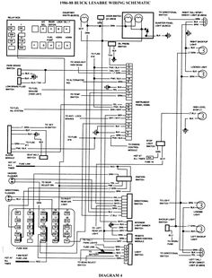 wiring diagram 98 buick century