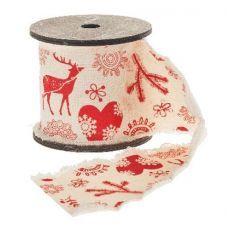 Dekoračná stuha Vianoce Jar, Home Decor, Decoration Home, Interior Design, Home Interior Design, Jars, Home Improvement