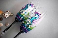 Hey, I found this really awesome Etsy listing at https://www.etsy.com/ru/listing/502980153/seahorse-glasses-beach-wedding-glasses