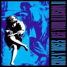 Use Your Illusion II. Guns and Roses, 1991, Geffen Records, USA. I was in secondary school. I was in love // Estaba en la secundaria. Estaba enamorada