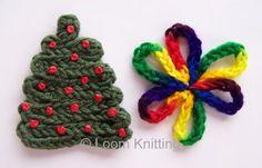 Loom Knitting: I-Cord Fun ideas