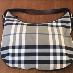 Burberry Hobo Bag Like New. Beautiful Burberry Hobo Bag. Roomy and in Excellent Condition! Burberry Bags Hobos