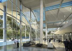 Banco Ciudad HQ in Buenos Aires by Foster + partners