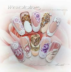 #naildesign #nailart #elegantnailart