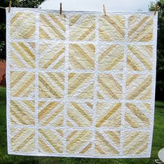 Wedding Signature Quilt by thequilthaus on Etsy, $139.00