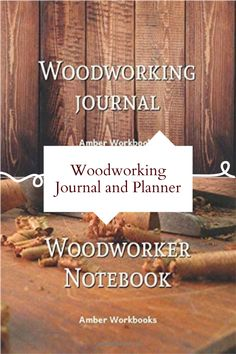 Plan your next woodworking project with the help of this note book, with a materials list and special pages for sketches to flesh out your ideas. Woodworking Journal, Woodworking Ideas, Project Planner, Graph Paper, The Help, Sketches, Notebook, How To Plan, Drawings
