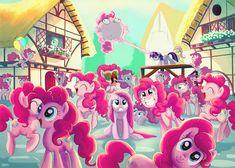 Too many Pinkies!!!