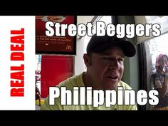 Street Beggers Philippines  #beggers #philippines #realdeal