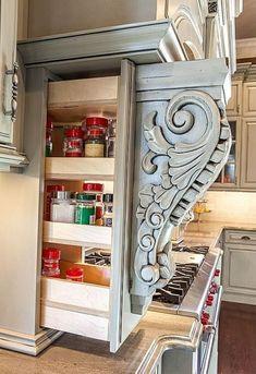 Küche Schubladeneinteilung - organisieren Sie Ihre Küchenausstattung!