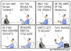 Tom Fishburne helps businesses communicate with humor.
