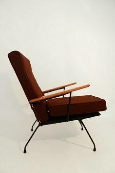 Fred Lowen; 'The People's Chair' for Fler, c1955. #Pin_it @Mundo das Casas See more Here: www.mundodascasas
