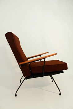 Fred Lowen; 'The People's Chair' for Fler, c1955.