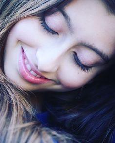 Tumblr face smile girl
