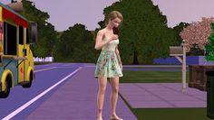 The Sims Screenshots®: Anna Lara, seu marido e sua enteada 👪