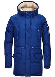When the cold wind and chills start to sneak up on you, what are you gonna wear to defeat them? A featureless and simple down jacket may be a choice. However, I believe this stylish HOODED COTTON PADDED PARKA will leave you without any regret while keeping you warm and eye-catching in the...  More details at https://jackets-lovers.bestselleroutlets.com/mens-jackets-coats/lightweight-jackets/windbreakers/product-review-for-swisswell-parka-jacket-for-men-winter-thicken-cotton