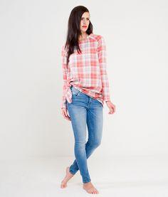 Oberteile & Jacken - eBook - Schnittmuster Shirt Anni - ein Designerstück von schnittchen_com bei DaWanda