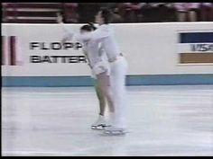Gordeeva & Grinkov (URS) - 1989 World Figure Skating Championships, Pairs' Free Skate