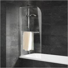 Schulte Schulte Alexa Style Badewannenaufsatz 1-tlg, mit Handtuchhalter
