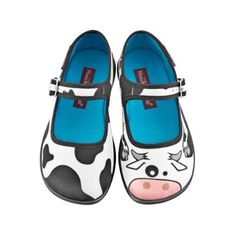 Tattoo Mary Jane Shoes by Hot Chocolate Design | clothing shoes jewelry girls shoes flats