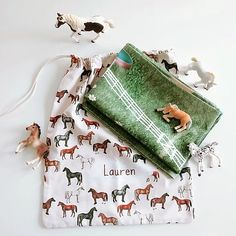 Room for a Pony Play Mat, Finished Gift Pack Includes Travel Bag Cot Quilt, Quilts, Fox Fabric, Custom Printed Fabric, Fabric Wallpaper, Surface Pattern Design, Cushion Covers, Travel Bag, Fabric Design