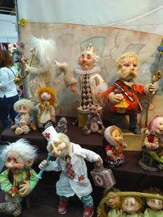 """Маленький фотоотчёт с выставки """" Весенний бал кукол"""" - Ярмарка Мастеров - ручная работа, handmade"""