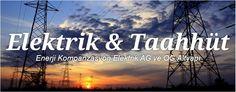 AG-OG Şehir şebekeleri, Aydınlatma tesisleri, yer altı kablo tesisleri, AG-OG trafo merkezleri inşaat ve montajı, OG Enerji iletim ve dağıtım hatları, AG-OG Enerji deplase... #antalya #AG #OG #trafo #nakil #hattı