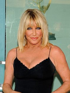 Actress & Author Suzanne Somers