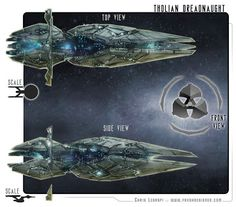 The Trek Collective: Star Trek Online's Tholians Star Trek Online, Spaceship Art, Spaceship Design, Star Terk, Star Trek News, Starship Concept, Star Trek Images, Alien Concept Art, Star Trek Starships