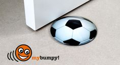 door stopper or paper weight  for football-fans