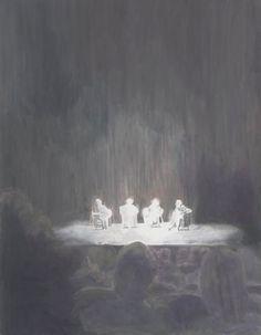 Luc Tuymans:Corporate   Art   Agenda   Phaidon