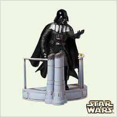 2005 Star Wars - Darth Vader Hallmark Ornament | The Ornament Shop