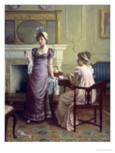 View The keepsake by Charles Haigh-Wood on artnet. Browse upcoming and past auction lots by Charles Haigh-Wood. Jane Austen, Regency Era, Regency Dress, Portraits, Empire Style, Poses, Fashion Plates, Figurative Art, Wood Wall Art