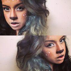 30 Easy Halloween Makeup Ideas | StyleCaster