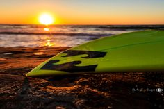 surf e por do sol...isto é Brasil