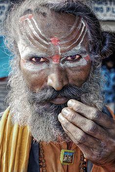INDIA4356/ Portrait