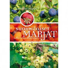 Kirja SUOMALAISET MARJAT - Partioaitta -kirja - finlad - joululahjavinkki - joululahja - christmas - present www.partioaitta.fi