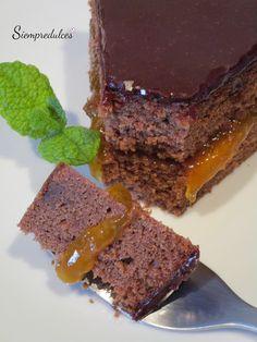Tarta Sacher o Sacher-torte