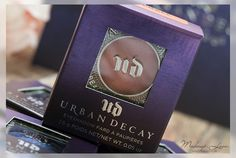 Urban Decay Summer Launch 2015 | Mono Eyeshadow