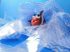 Jak ulepić rybkę ?  How to do with modeling clay fish