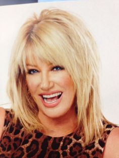 suzanne somers hairstyle : Suzanne Somers. Luv Her Hair My Glam~Jam!!~ Pinterest Hair, Her ...