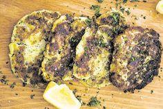 Cauliflower leek patties – Recipes – Bite