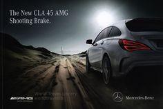 https://flic.kr/p/SwG5F6 | Mercedes-Benz CLA 45 AMG Shooting Brake. The new; 2015_1