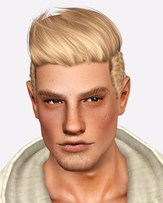 Stealthic Like Lust 4 to 3 Conversion by Buckley Sims for Sims 3