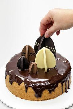 Forma do czekolady jajka - Lekue od FabrykaForm.pl