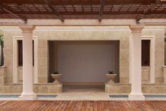 Διώροφη εξοχική κατοικία στο Σκορπονέρι | vasdekis Projects, Home Decor, Homemade Home Decor, Interior Design, Home Interiors, Decoration Home, Home Decoration, Tile Projects, Home Improvement