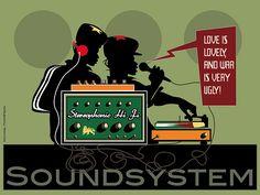 soundsystemculturehuddersfield: © MICHAEL THOMPSON AKA FREESTYLEE