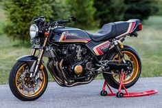 "Racing Cafè: Honda CB 1100F ""Evolution"" 1123cc by Darren Begg"
